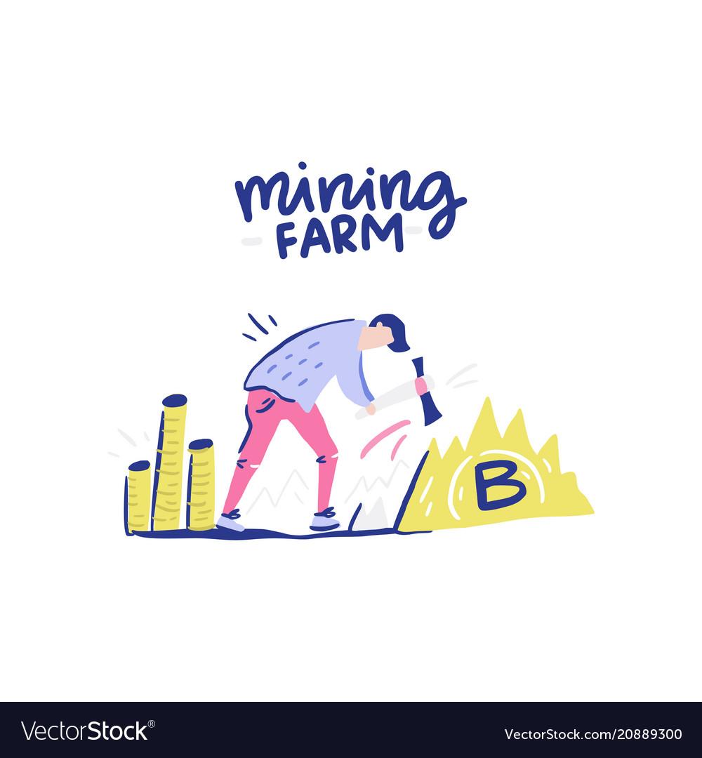 Mining farm