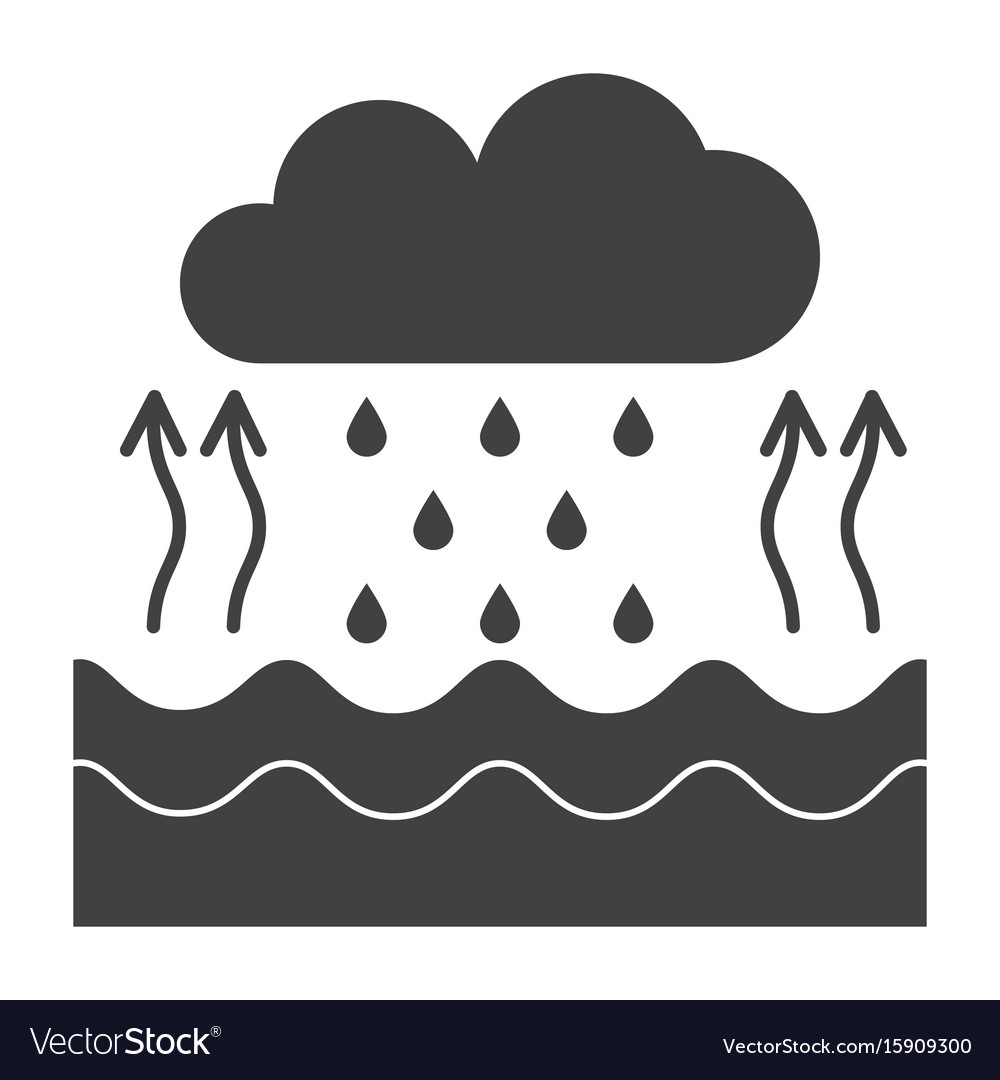 Water cycle diagram royalty free vector image vectorstock water cycle diagram vector image ccuart Gallery