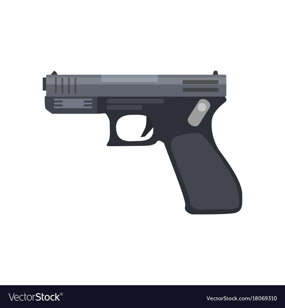 Pistol gun revolver vintage weapon handgun