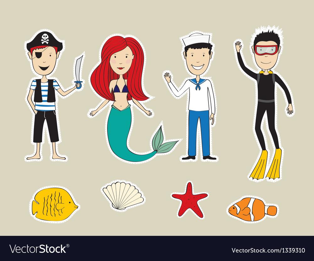 Sea heroes