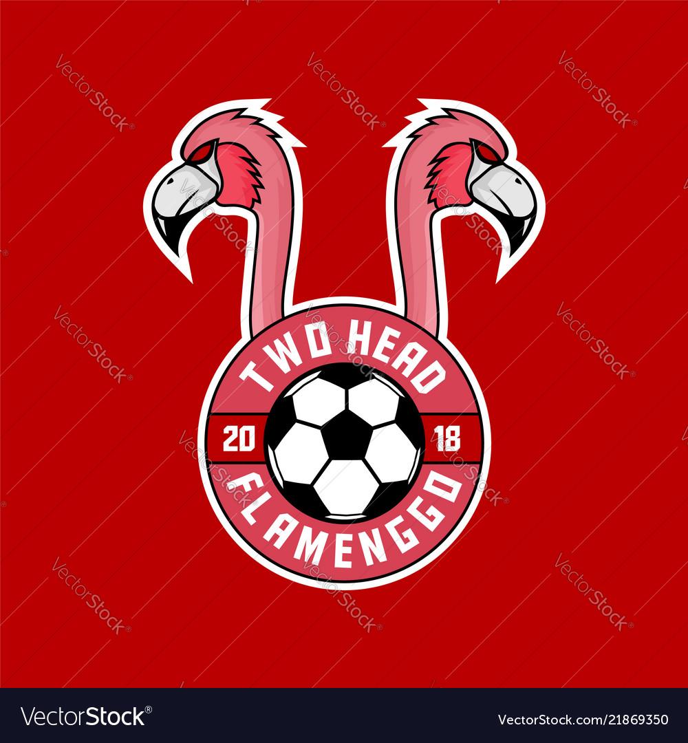Flamingo sports logo