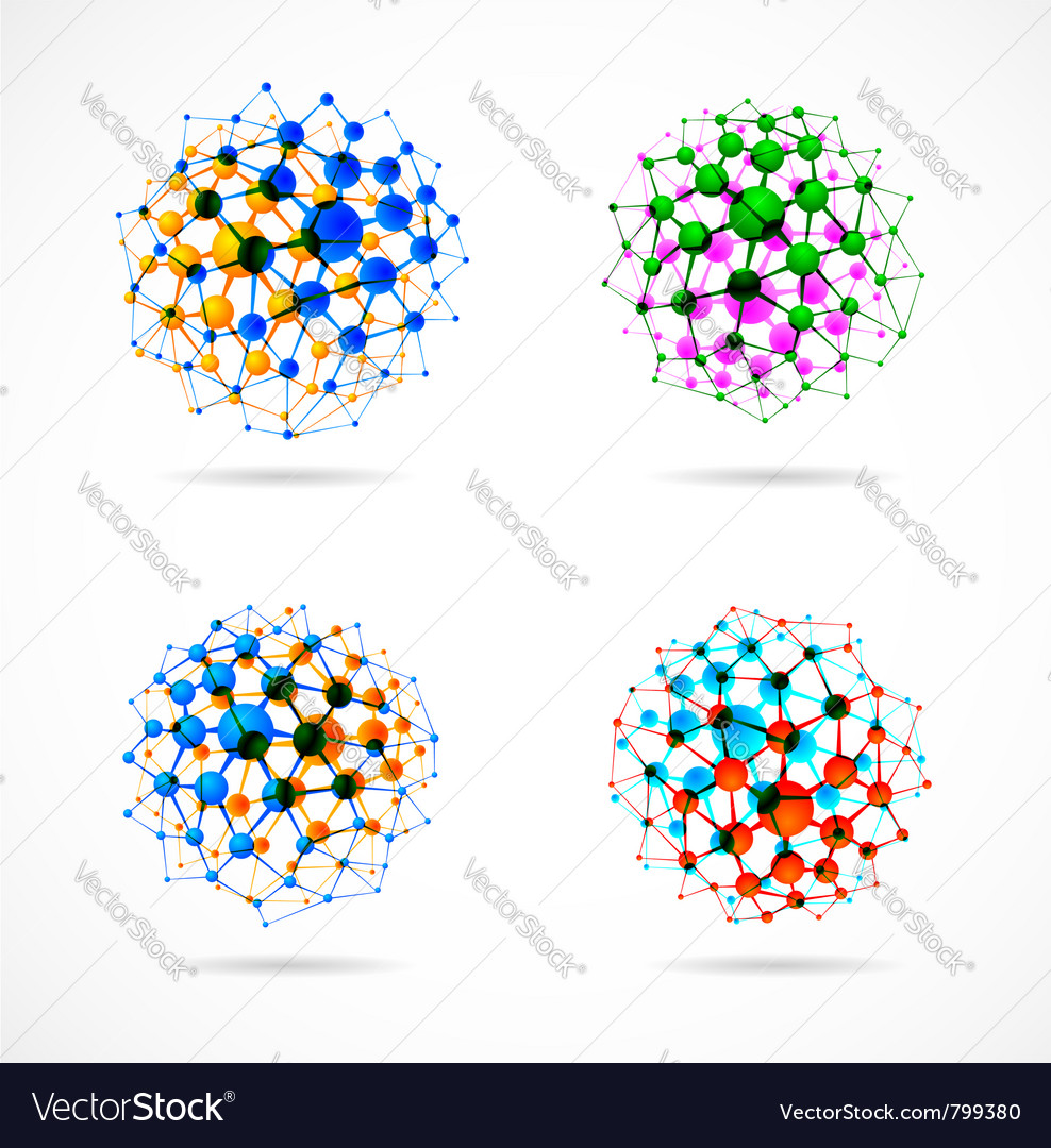 Molecular structures set