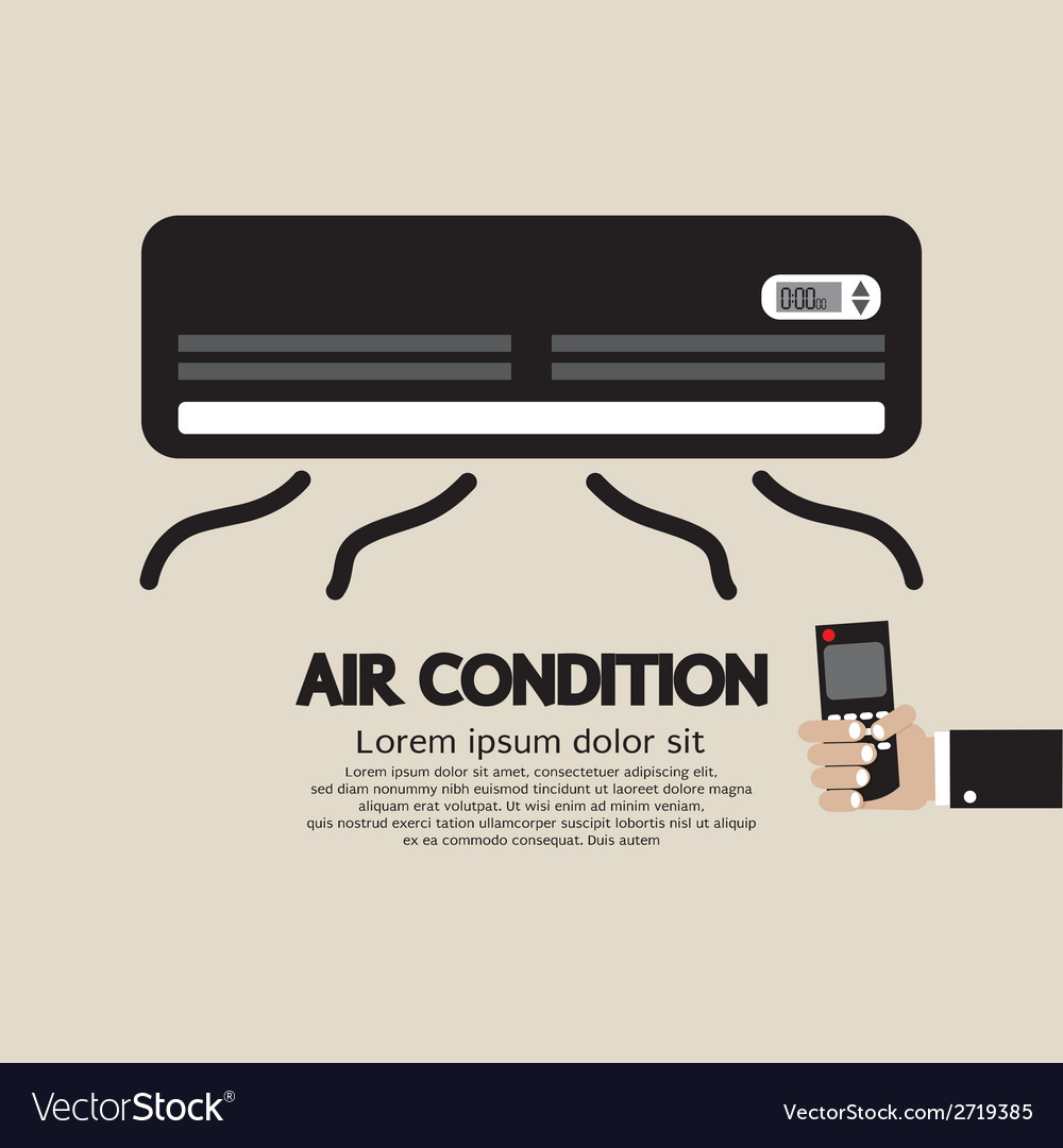 Air Condition Graphic