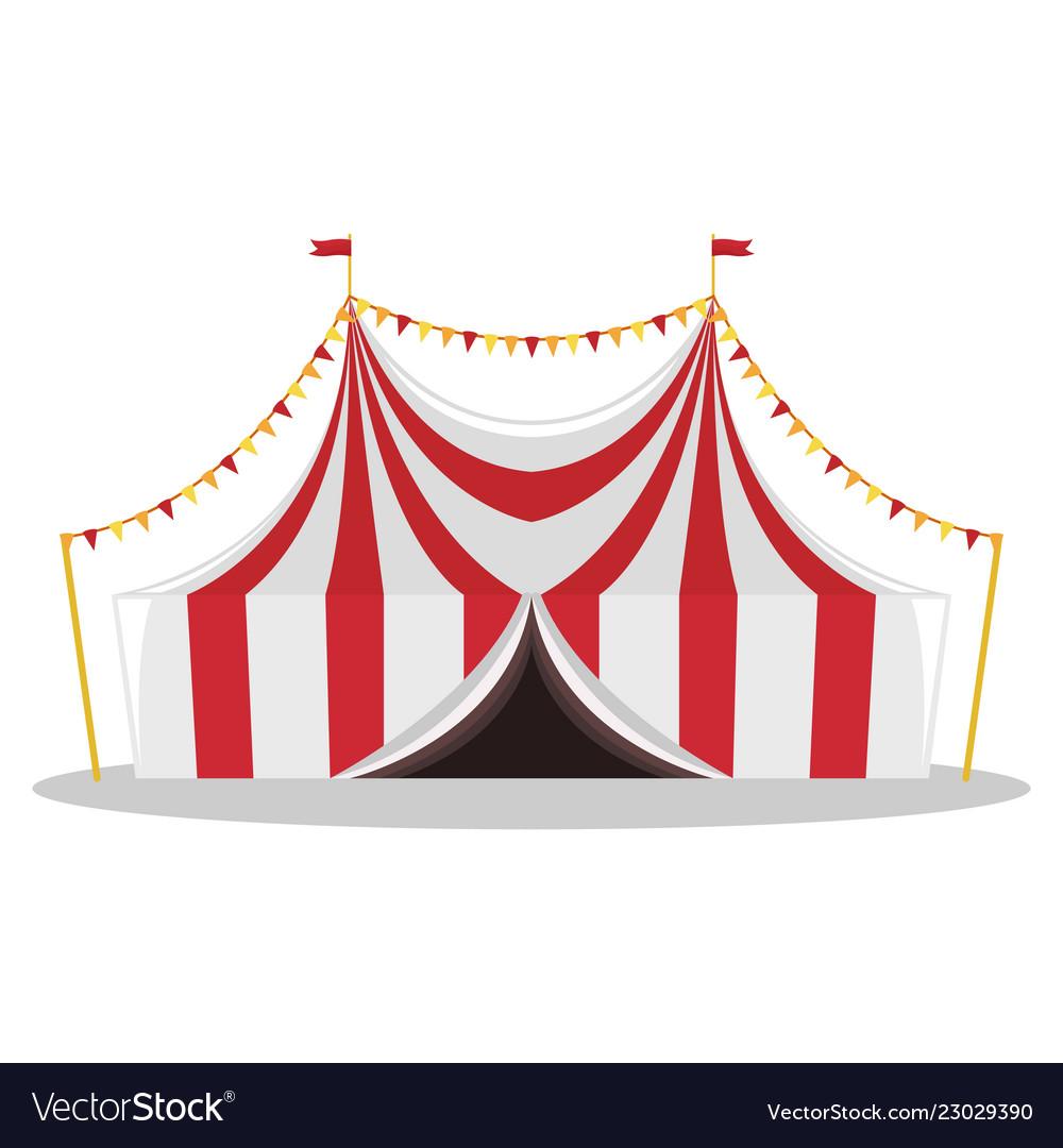 premium selection e34e4 e602e Flat of a circus tent