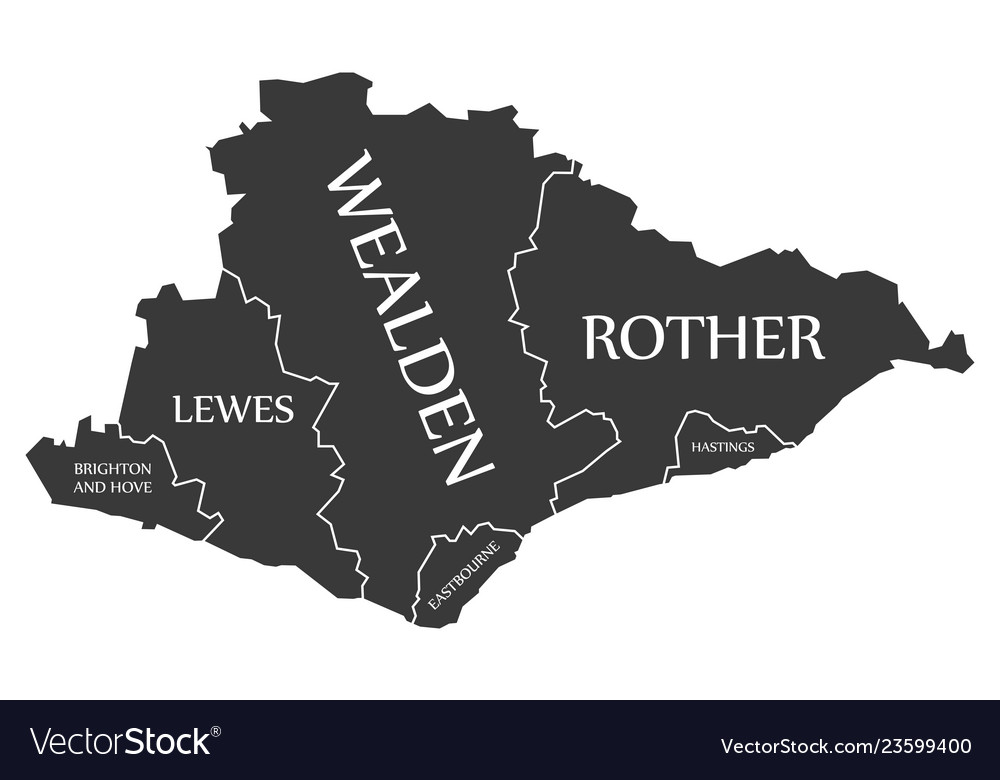 East sus county england uk black map with vector image Hastings England Map World on hastings england united kingdom, hastings uk map, hastings nz new zealand map, hastings mn on map, hastings nebraska city street map, hastings located on a map,