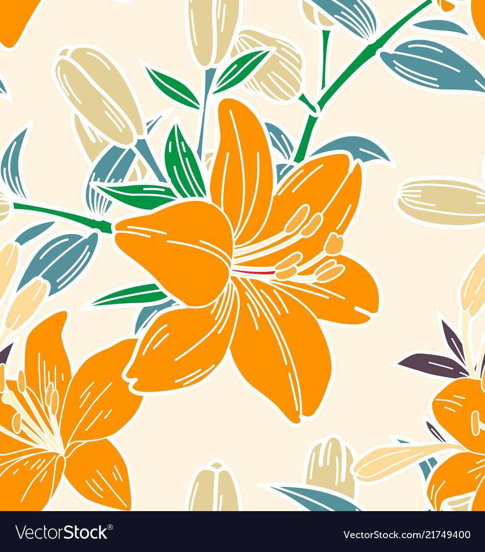 Floral seamless pattern5