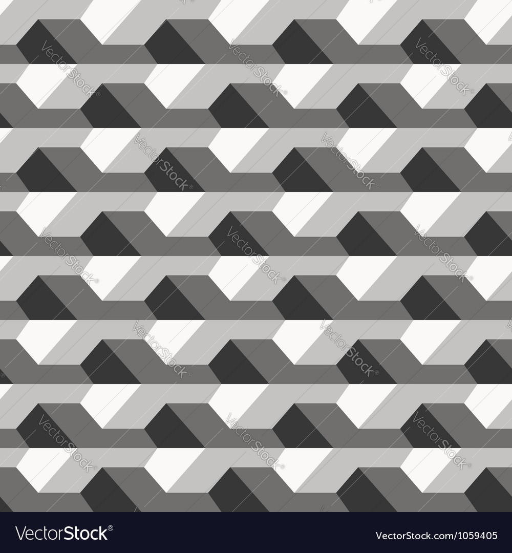 Seamless fence texture vector image