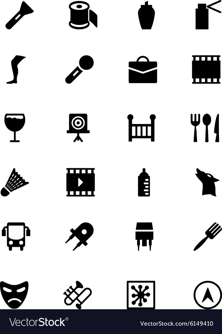 Universal Web and Mobile Icons 14 vector image