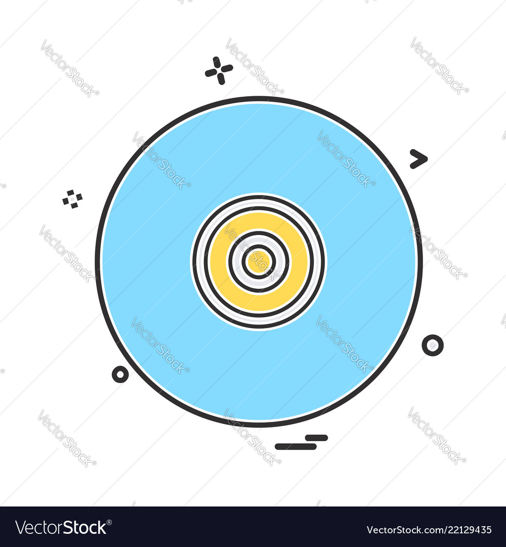 Circle icon design