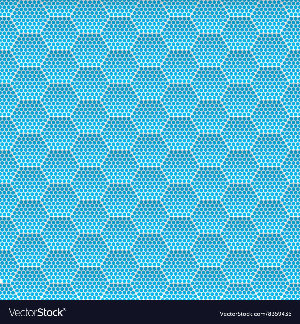 Seamless Honeycomb Hexagon Background Pattern
