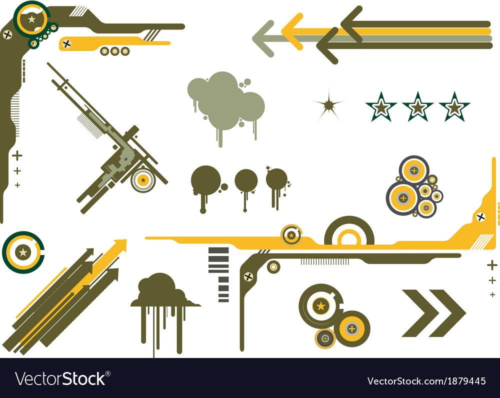 Design elements camo