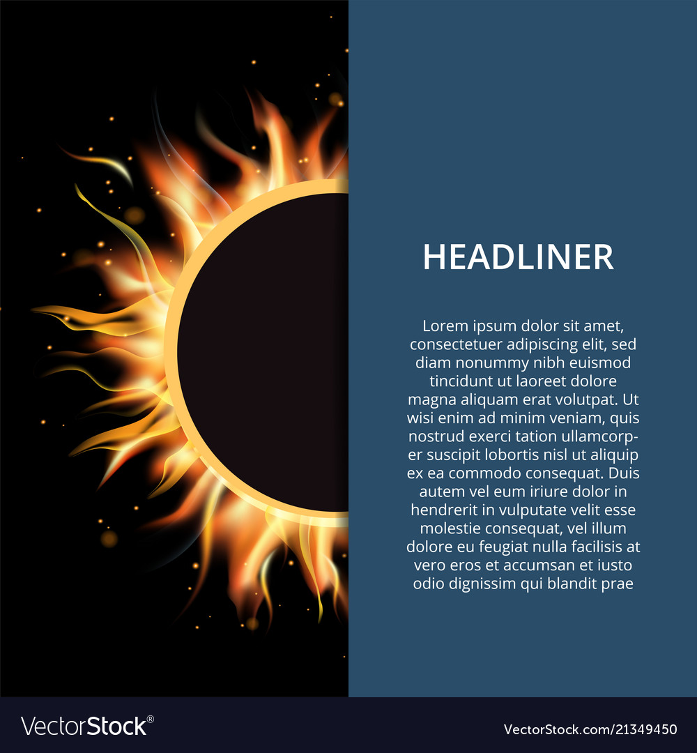 Fire layout paper concept easy editable