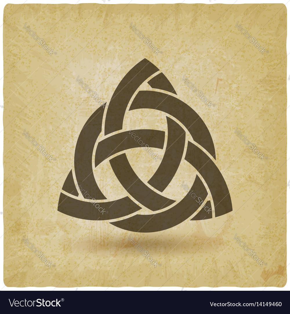 Triquetra Symbol Vector Images 71