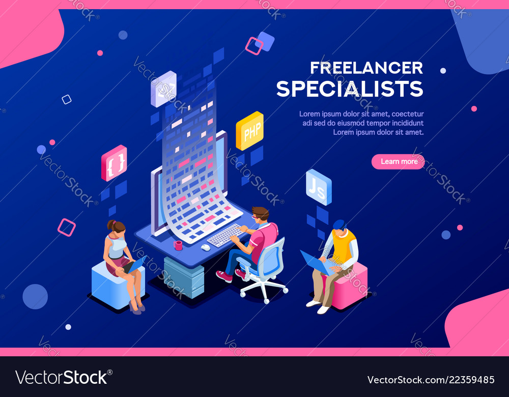 Editable banner for freelancer