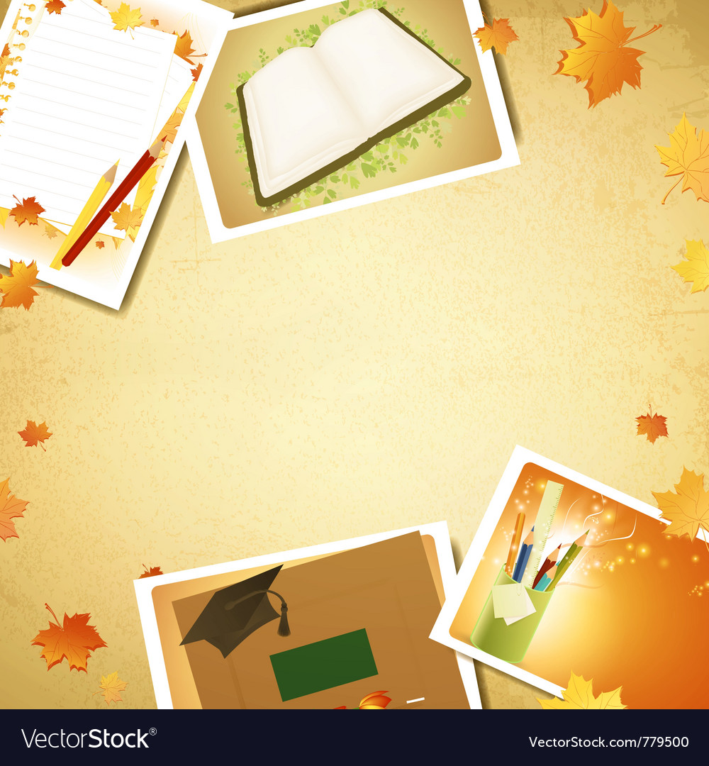 Education Paper Background