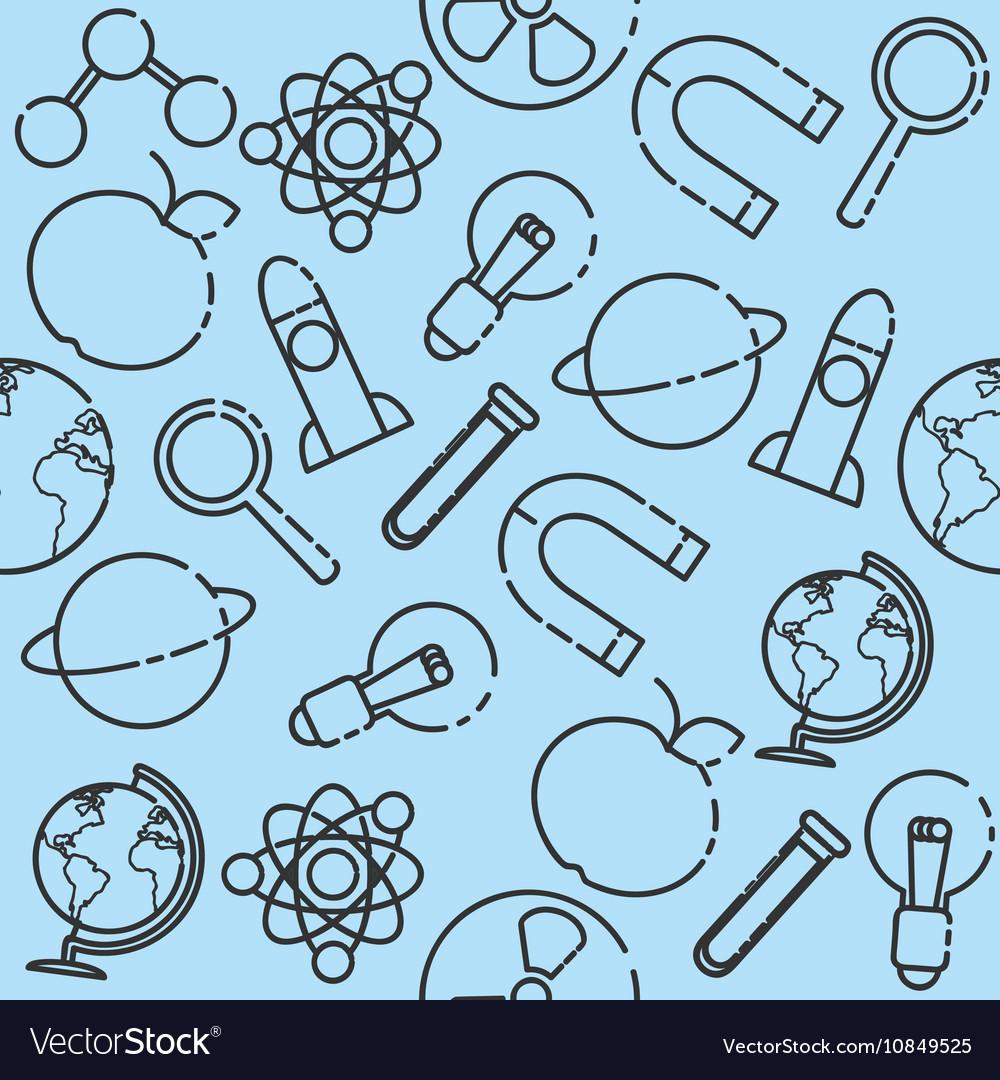 Science set pattern