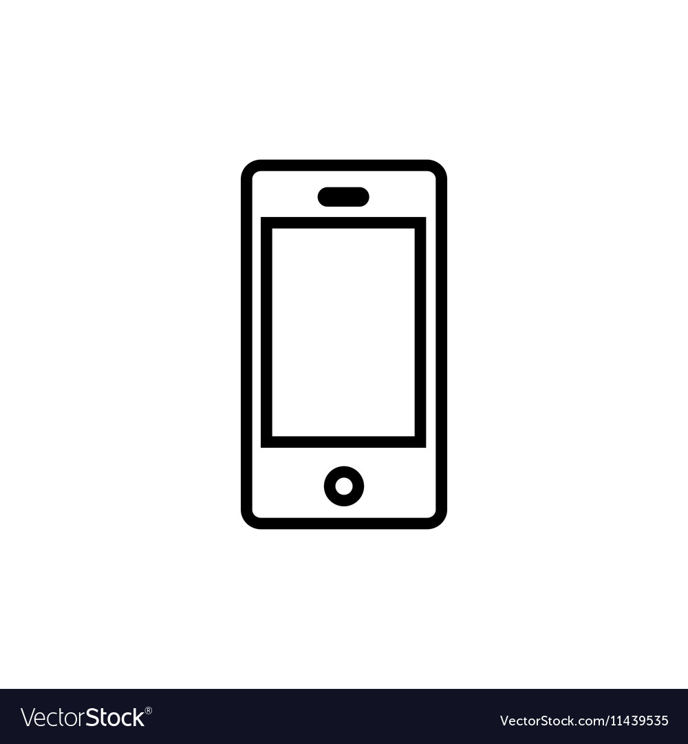 Smartphone line flat