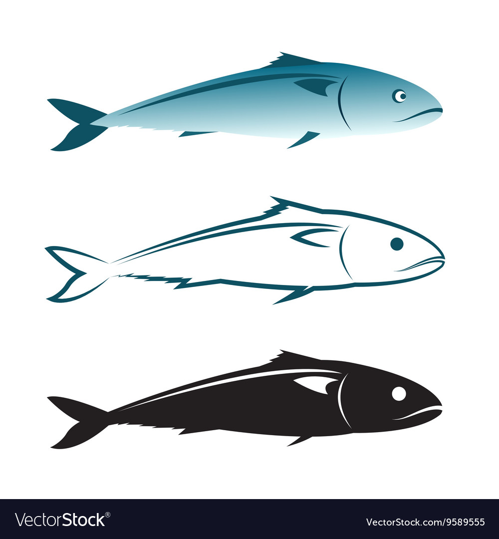 Image of an mackerel design