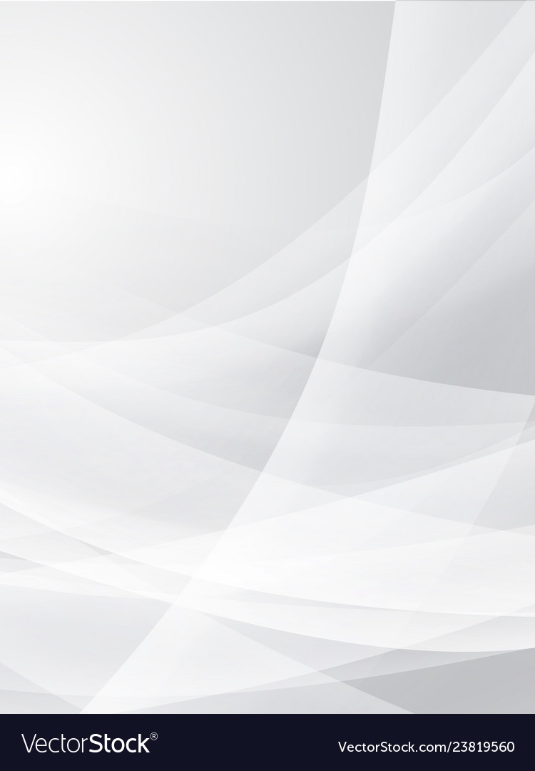 Abstract white curve background eps10