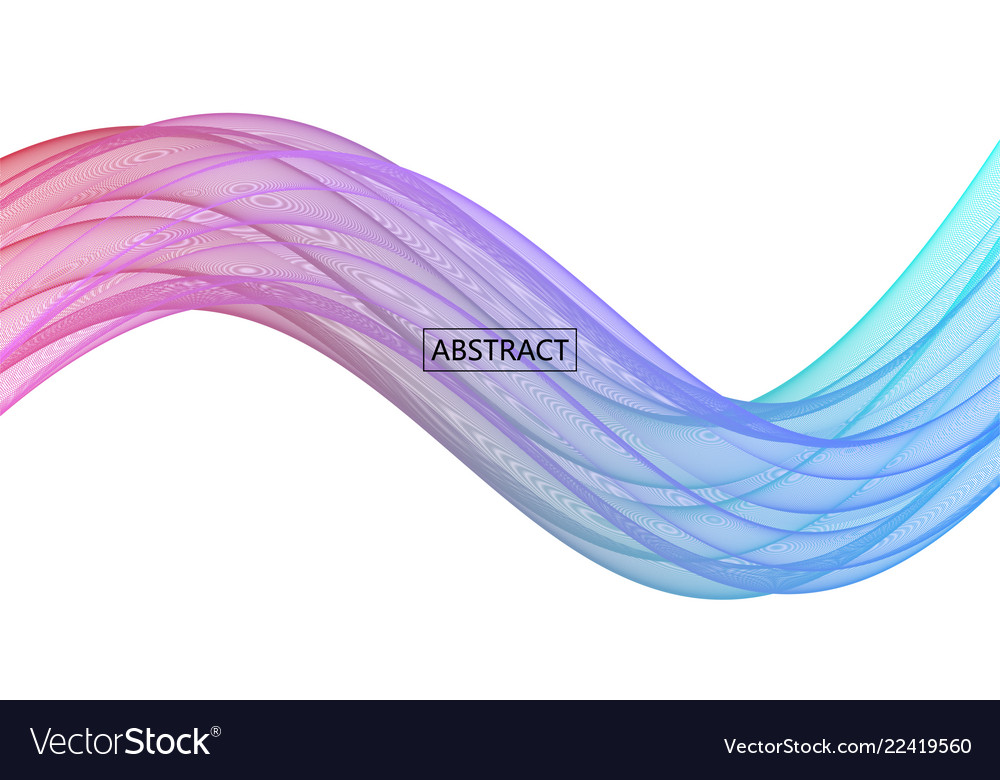 Amplitude abstract background