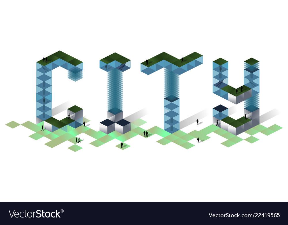 City 2019 concept