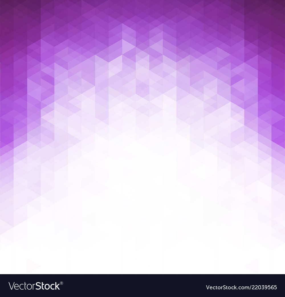 Purple grid mosaic background creative design