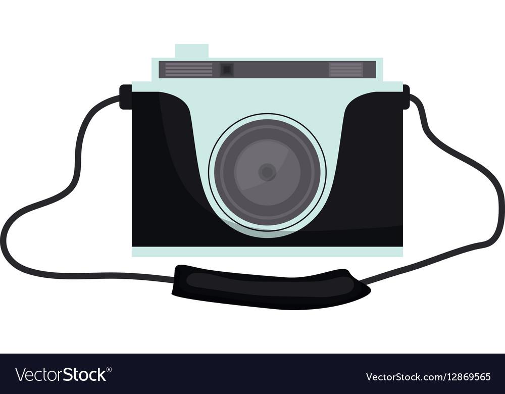 Camera Vintage Vector Free : Vintage photographic camera royalty free vector image