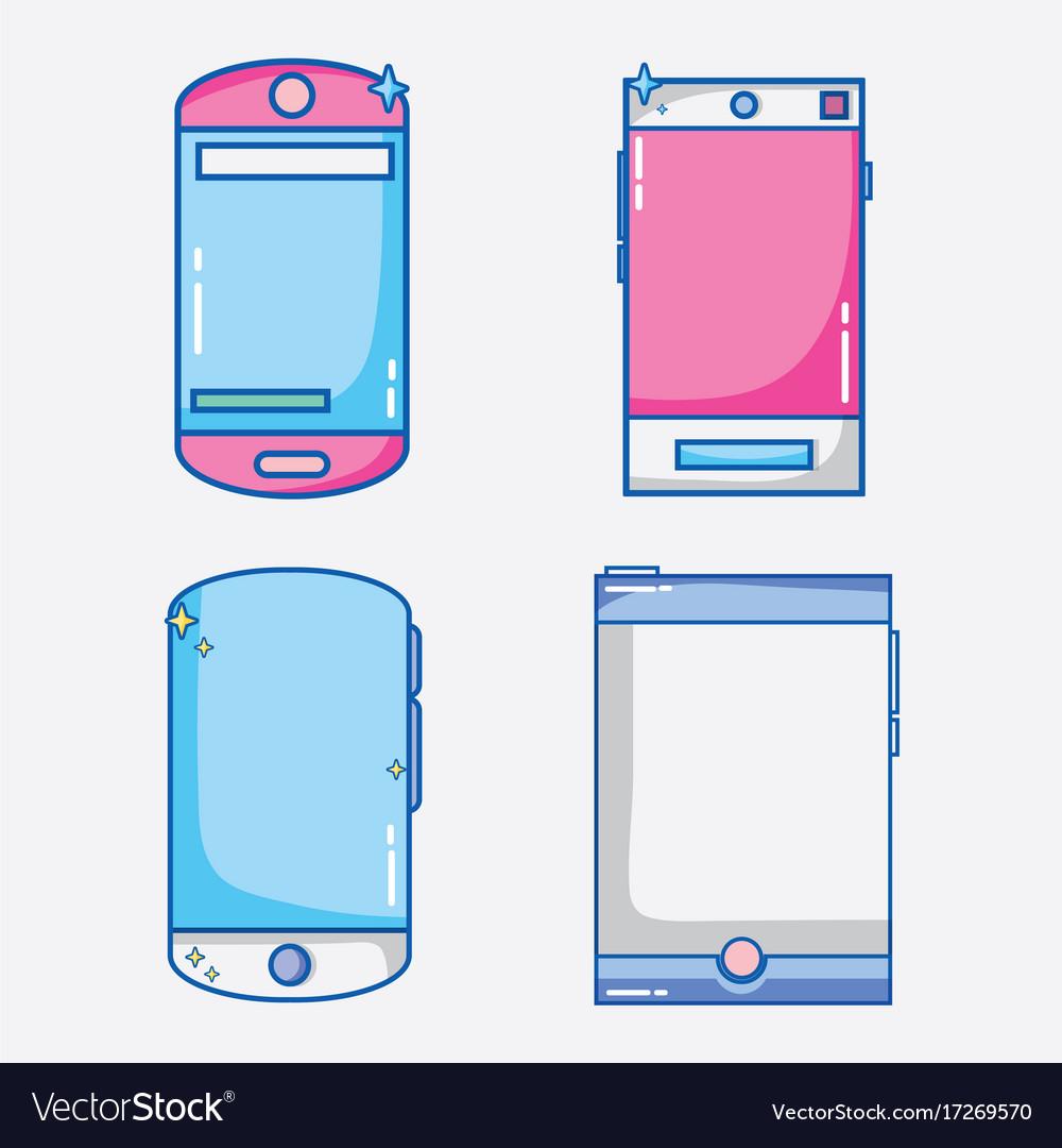 Set mobile app to digital communication