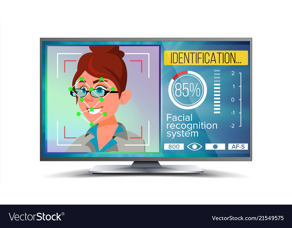 Face recognition identification system