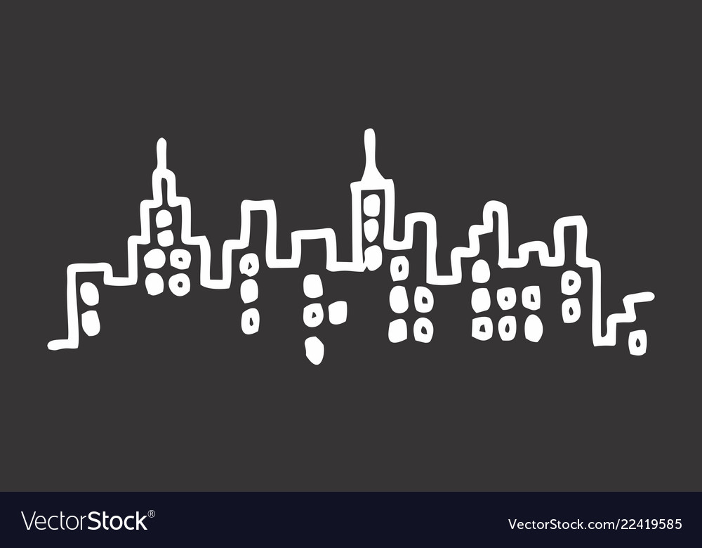 City freehand