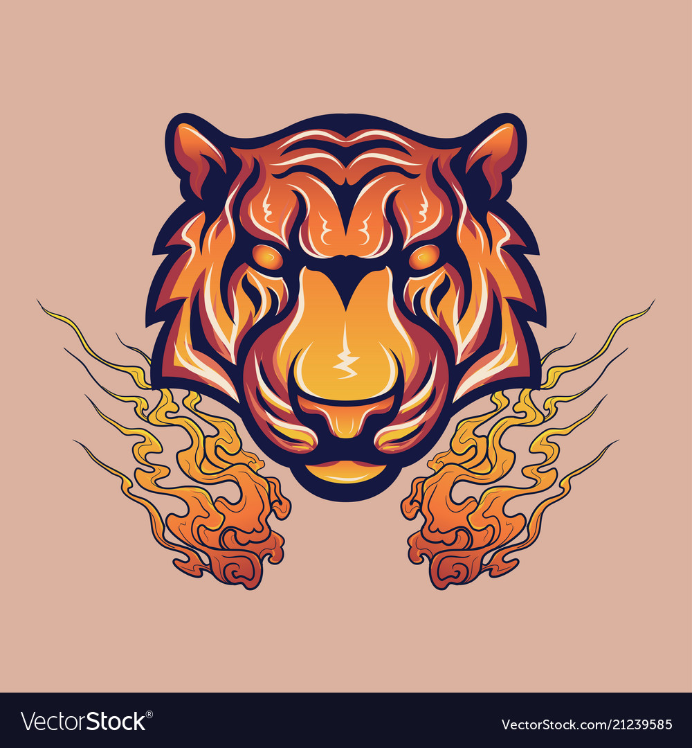Tiger logo icon