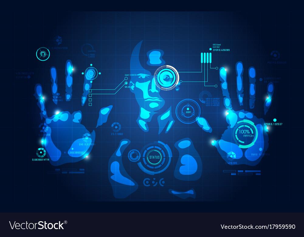Interface man