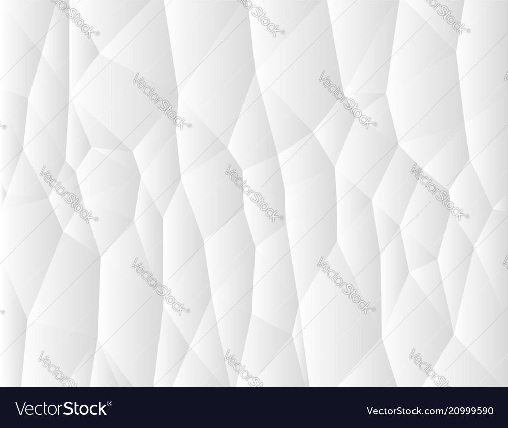White and gray geometric background