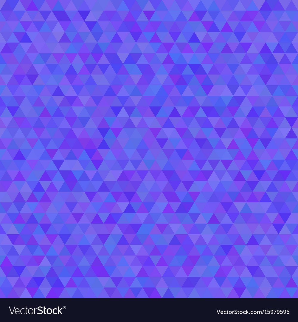 Polygonal triangular shining background