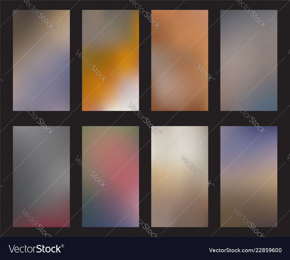 Smartphone screen background collection abstract