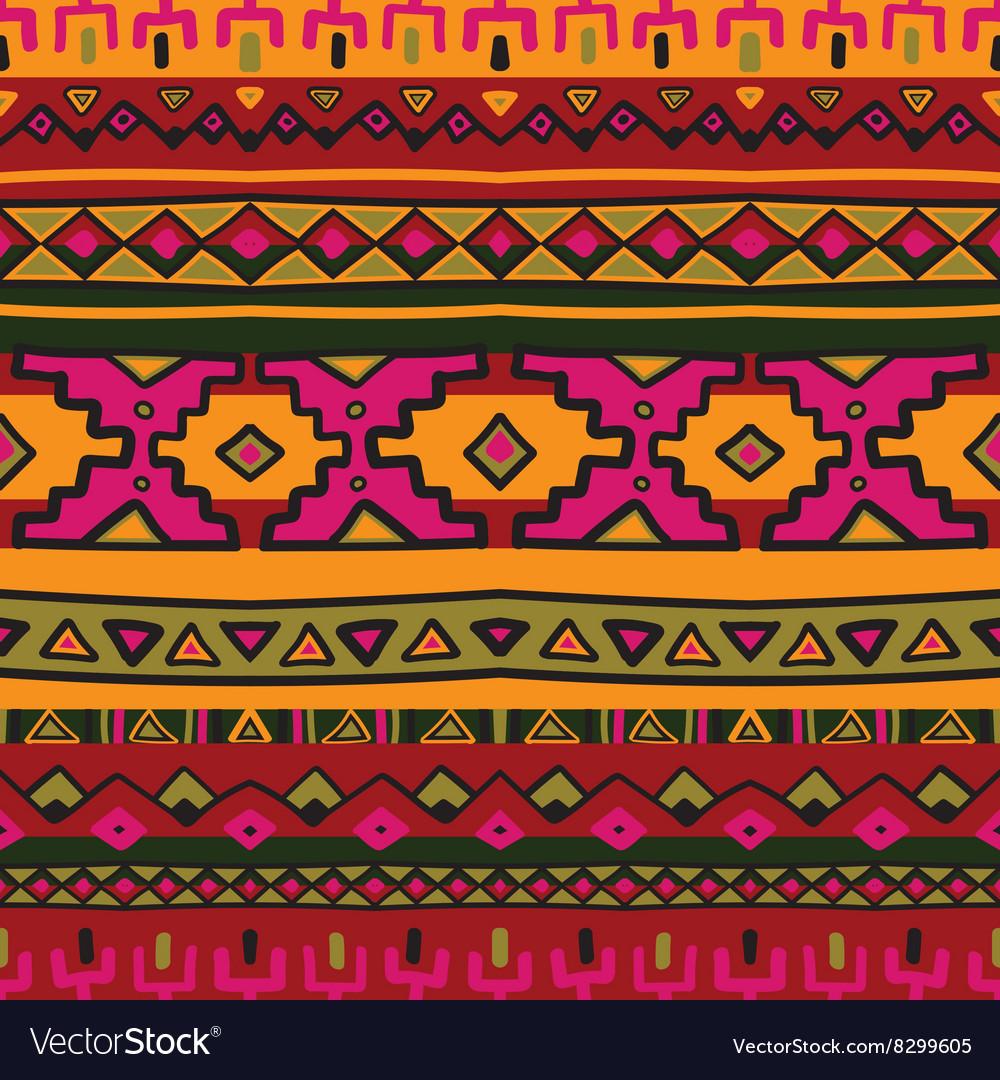 Abstract stripe seamless pattern