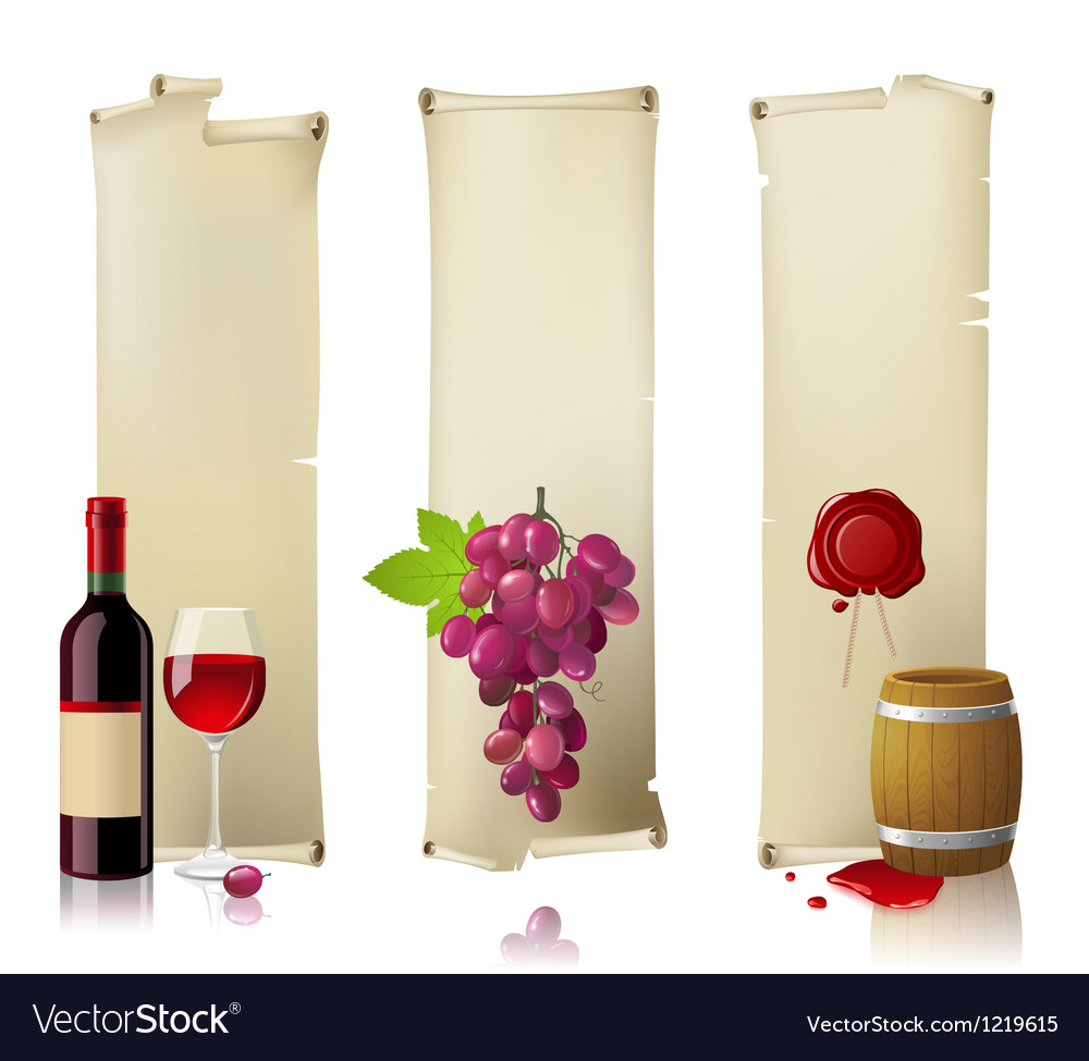 Wine banners