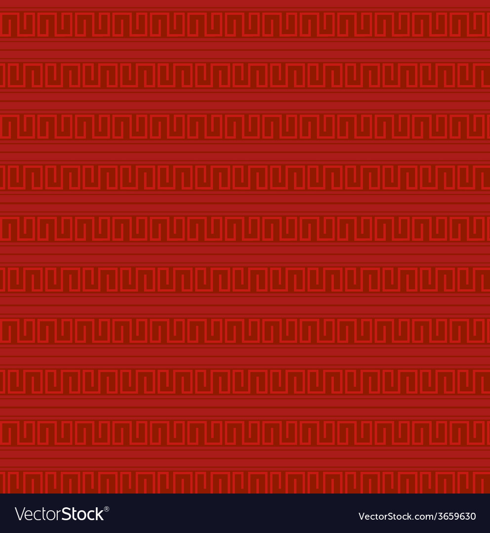 Abstract chinese new year background design vector image
