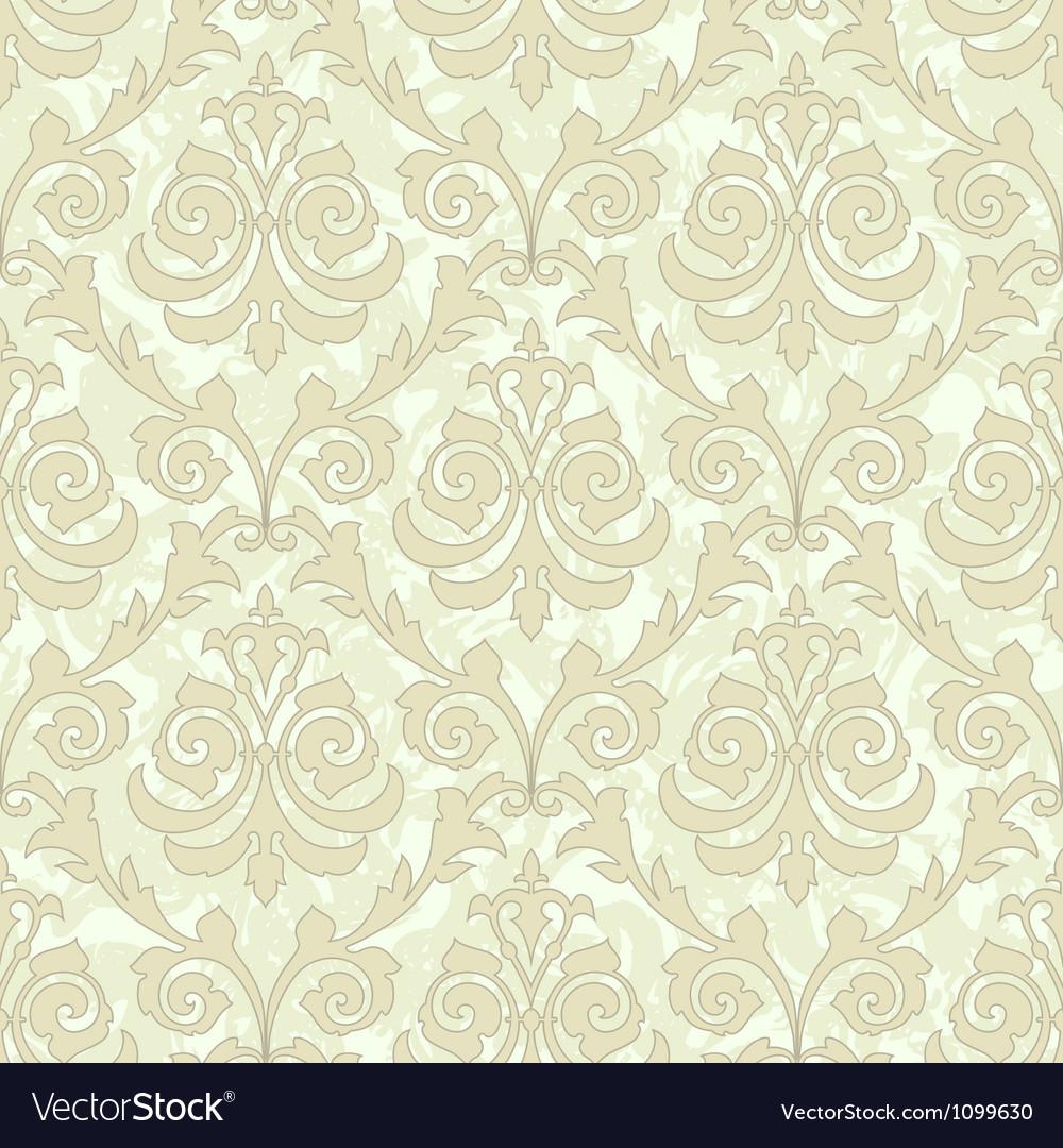 Seamless light colours wallpaper pattern vector image