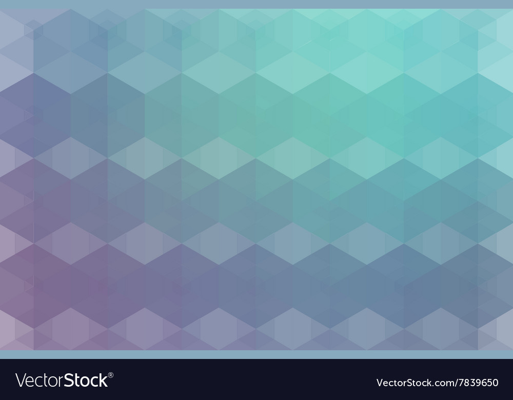 Abstract pixelated pattern multicolor background