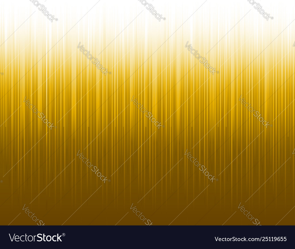 Abstract modern background with golden vertical