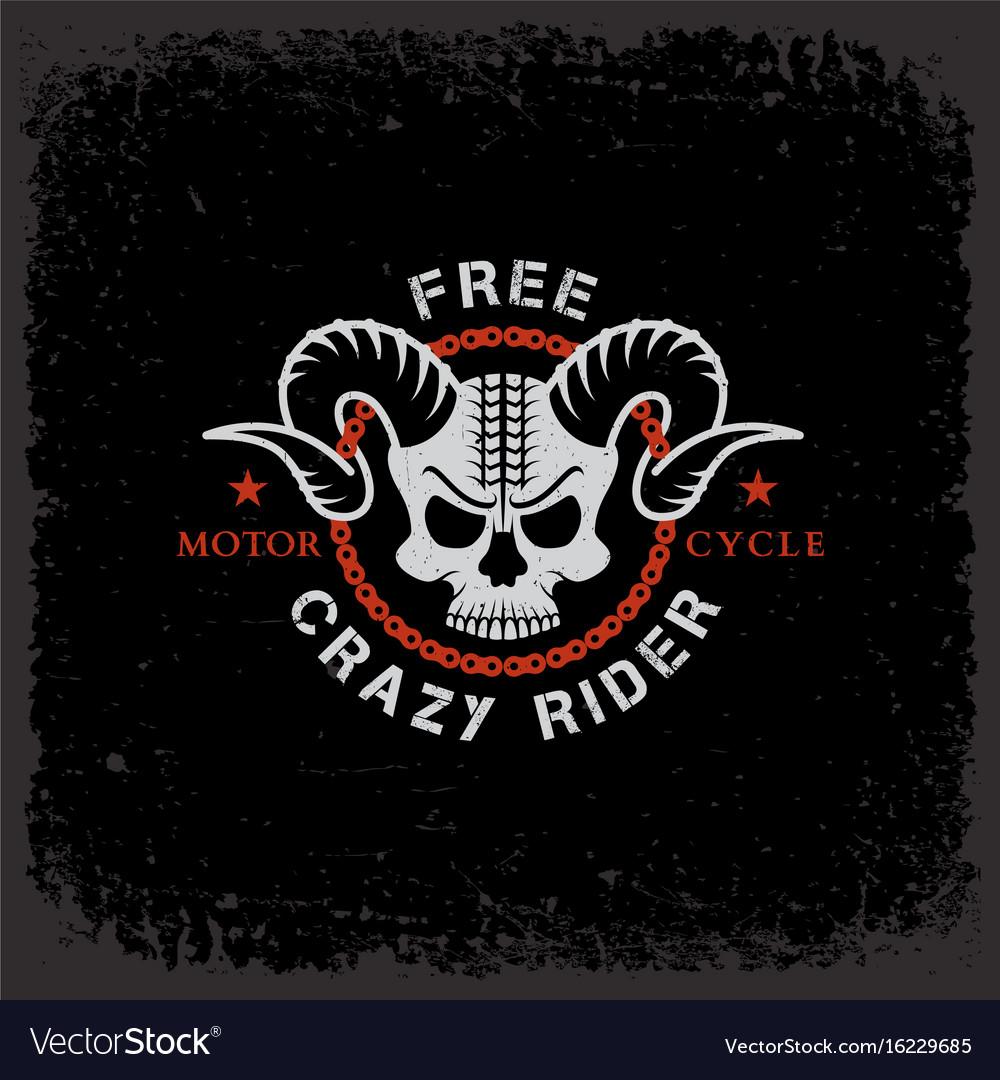 Crazy rider