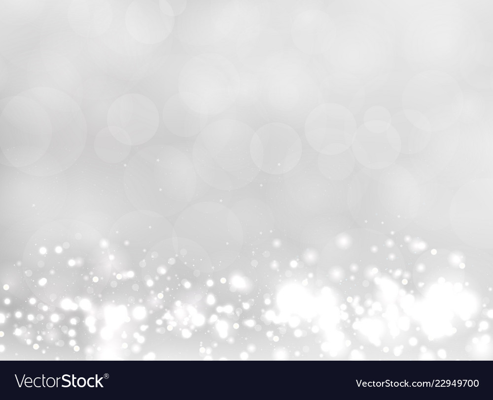 Abstract white and gray blurred light background