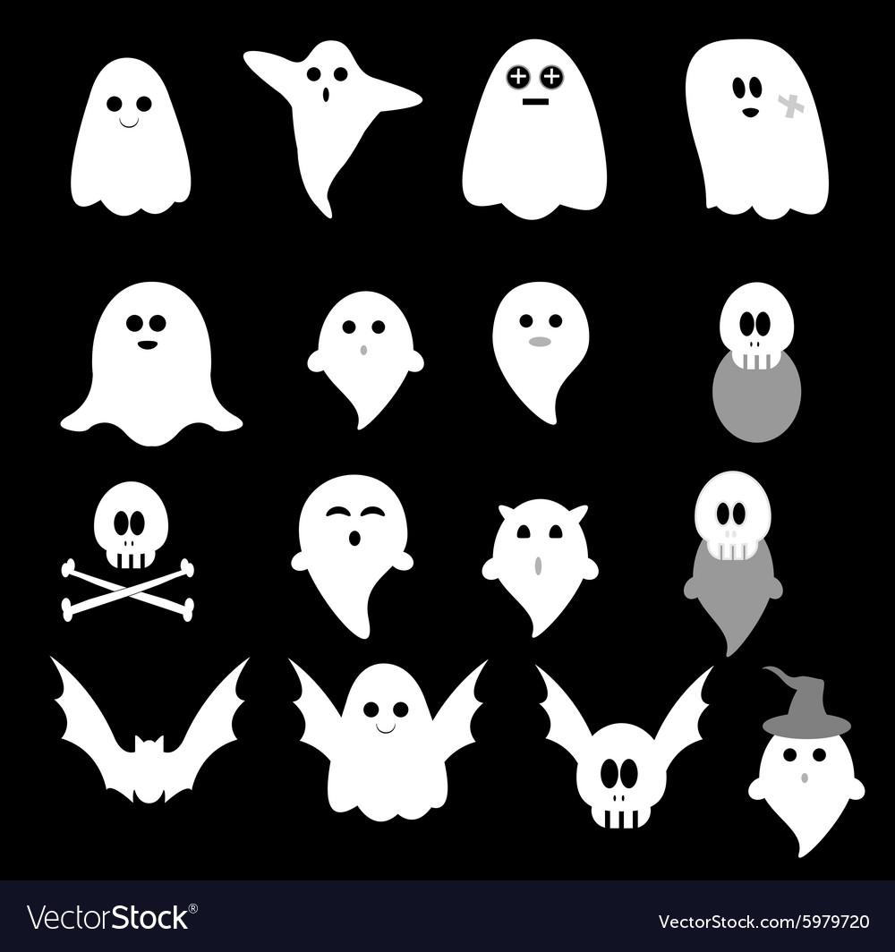 Cute little ghost