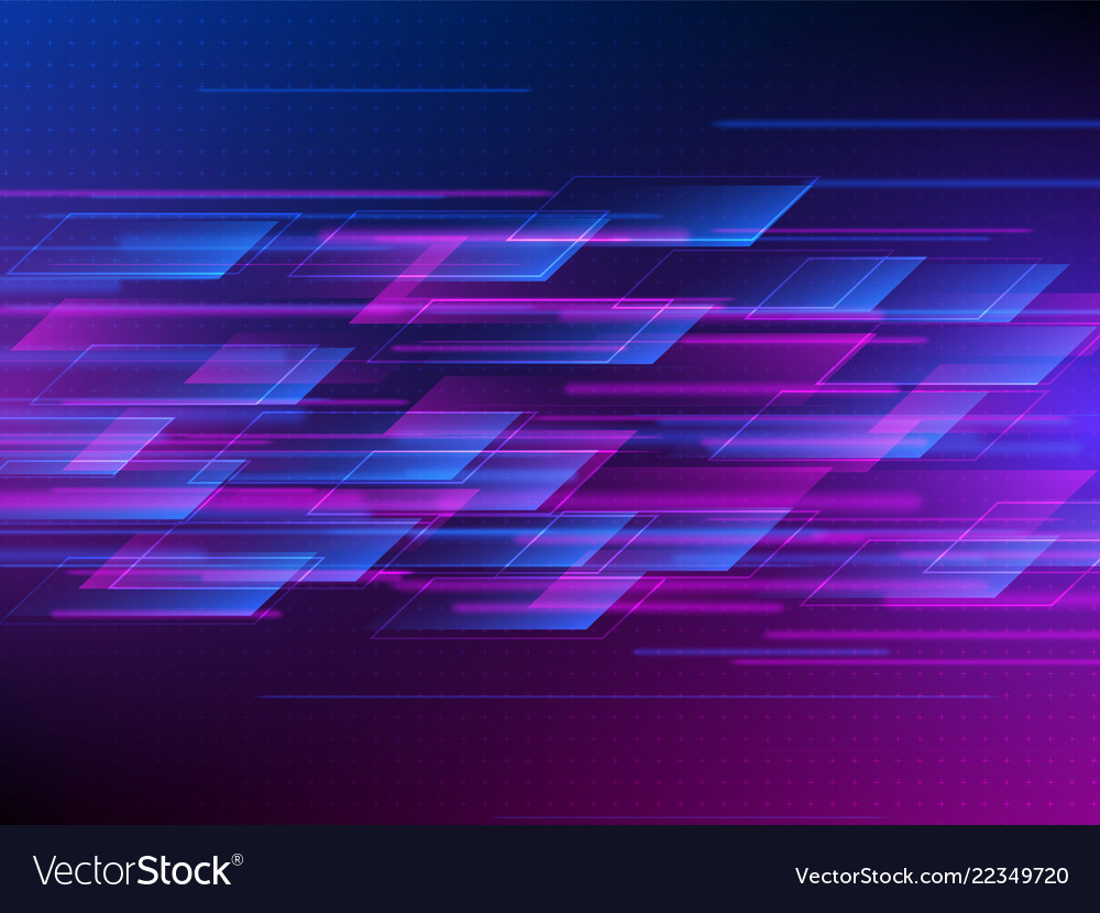 High speed hi-tech background