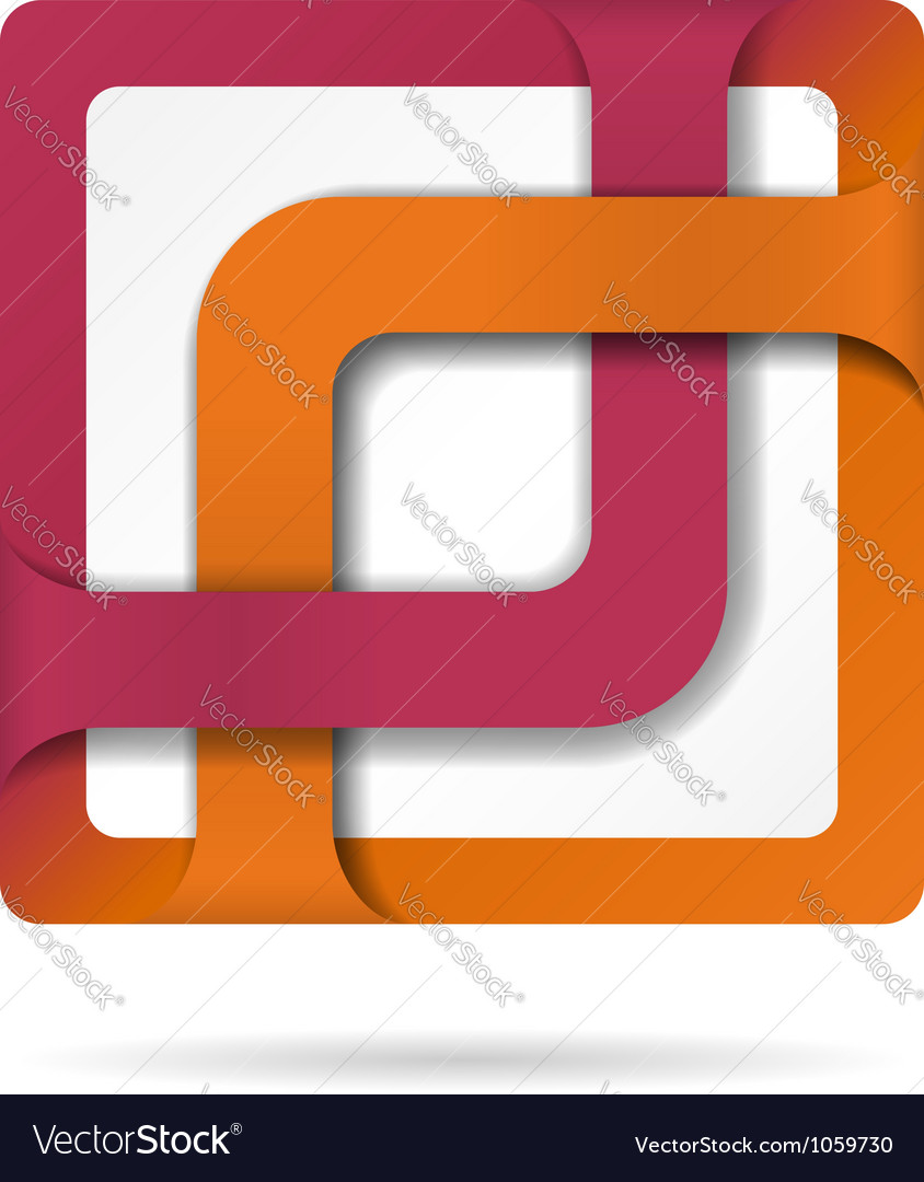 Concept sign vector image