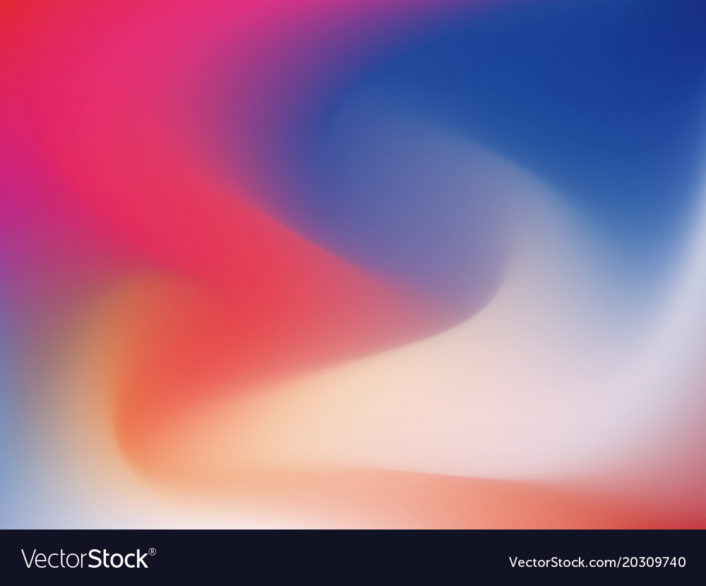 Abstract blured colorful backdrop abstract