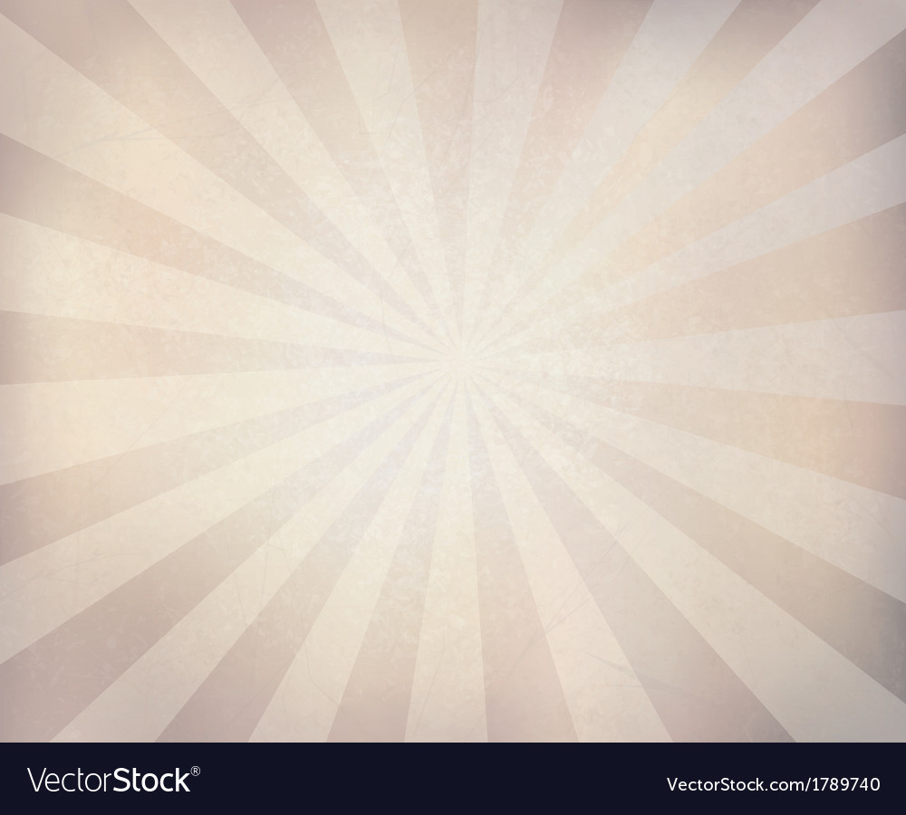 Background with rays