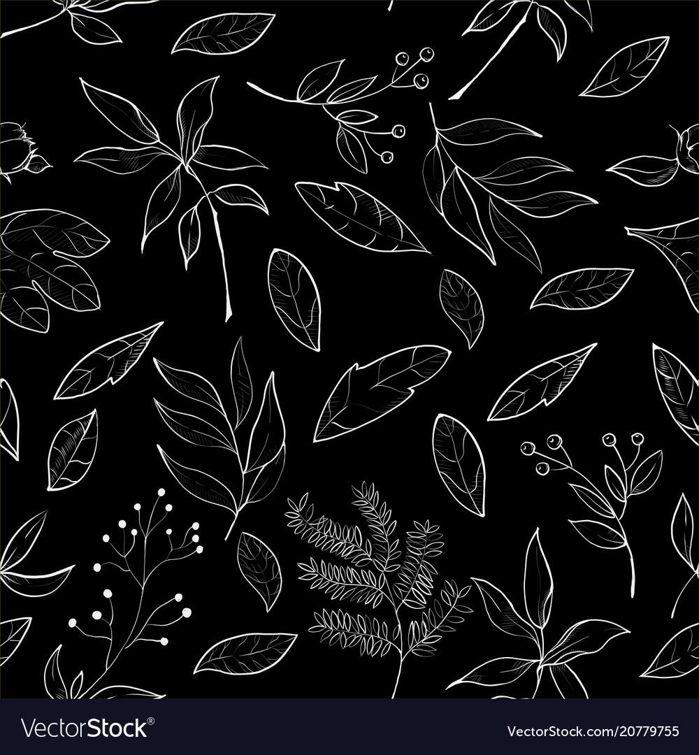 Vintage peony pattern