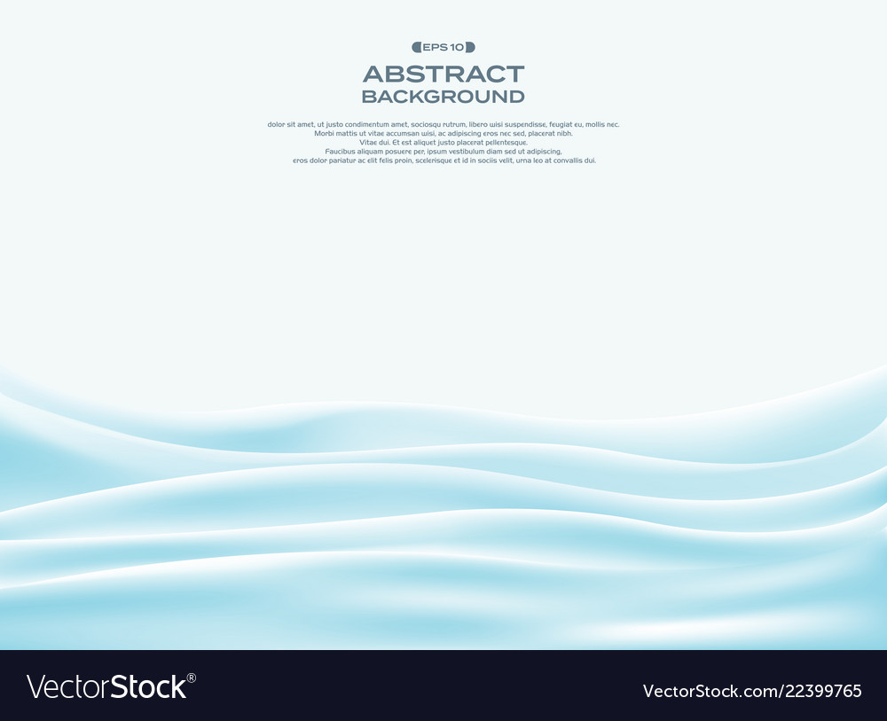 Abstract of snow wave pattern background